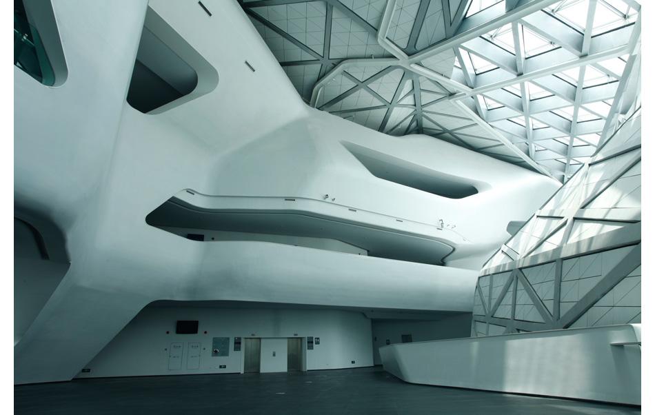 아시아 최대 규모, 광저우 오페라 하우스와 자하 하디드 & 하이막스 이미지4