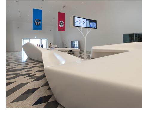 세계 최대 규모의 3차원 비정형 건물'동대문디자인플라자(DDP)'와자하 하디드 & 하이막스 이미지2