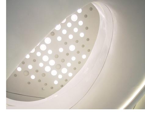주방 상판용 인조대리석을 넘어, 세계적인 건축 디자이너들의 디자인상상력을 높이고 실현해주는 인테리어 대리석 이미지2